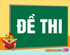 Bộ đề thi học kì 2 môn GDCD lớp 9 năm 2020 - 2021